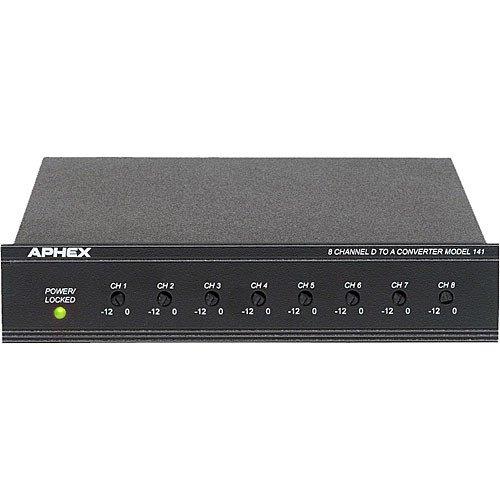 Aphex 8 kanaals converter ADAT > analoog