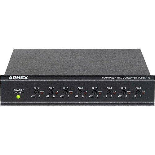 Aphex 8 kanaals converter analoog>ADAT