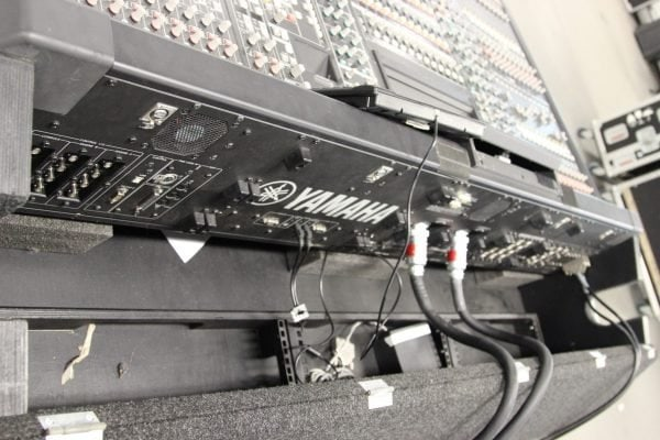 Yamaha PM1D digital mixing audio system