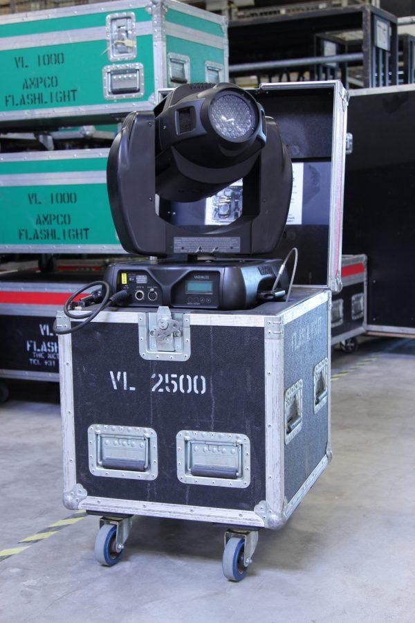 Varilite  VL2500 Wash Luminaire
