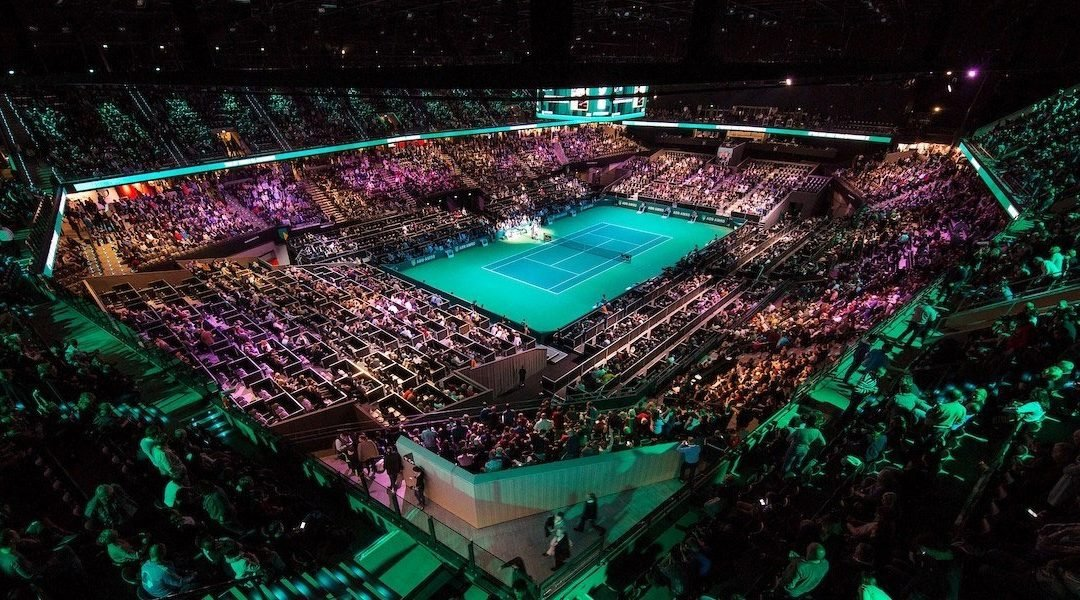 Toptennis in ahoy