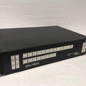 ALTINEX 8 slots Multitasker w/36 buttons