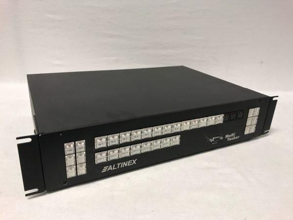 ALTINEX 8 slots Multitasker w/36 buttons