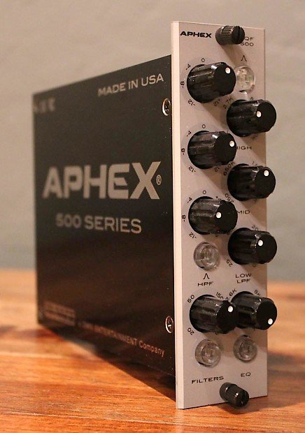 APHEX EQF 500 Semi-parametric EQ