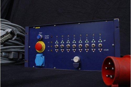 XLNT 8-Way motor distro