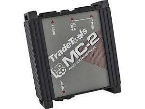Proco MC-2 Microphone Combiner