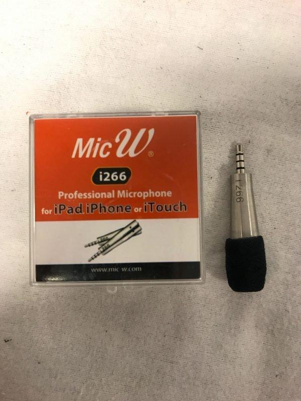 MicW I266