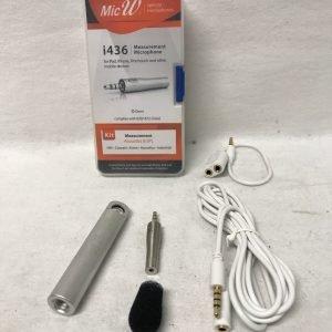 MicW Mini Microphone Omni incl windscr.