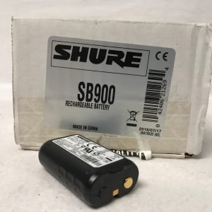 SHURE SB900 Rech. Li-Ion Battery