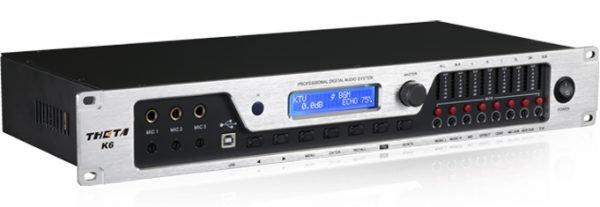 Theta K6 digital audio system