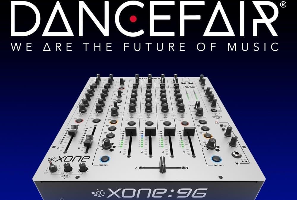 XONE op de Dance Fair