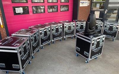 Ayrton Mistral S voor Sound Rent