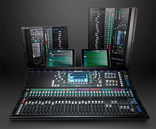 Allen & Heath SQ series Q&A