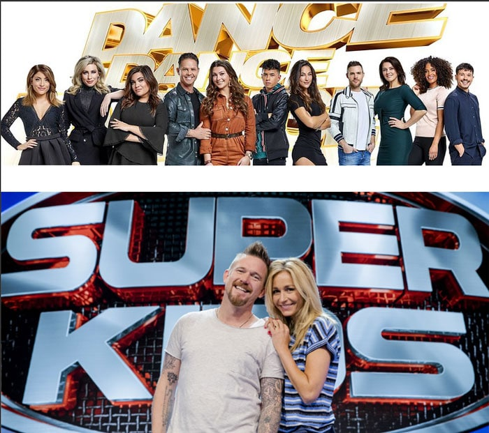 Dance Dance Dance & Superkids – studio 22