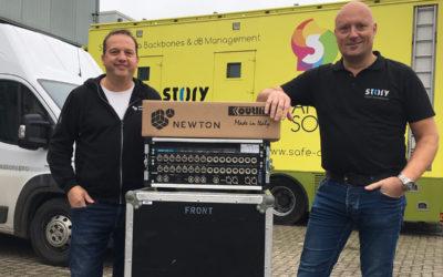 Outline Newton: een nieuw hoofdstuk voor Story Sound