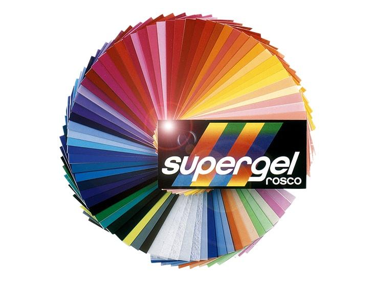 Rosco Supergel – Lee HT conversion tool