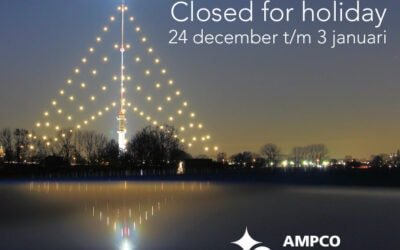 Ampco Flashlight Sales – holiday closing